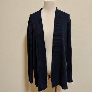 3/$25 J. Crew cardigan size medium women dark blue